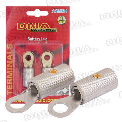 4 Gauge Battery Lug - 2 Pack