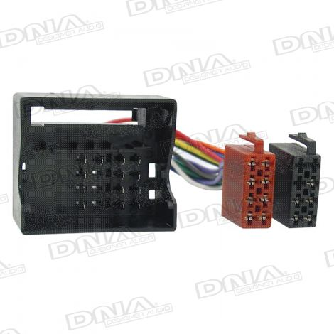 ISO Harness To Suit BMW Square Pin