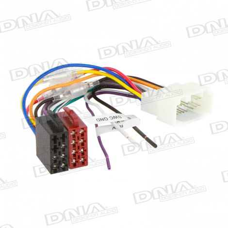 Wiring harness to suit Mazda BT50