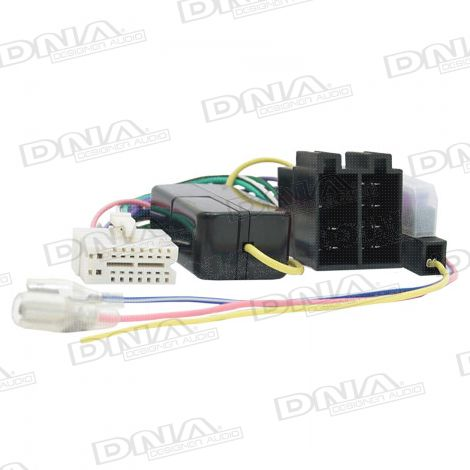 ISO Harness To Suit Clarion 16 Pin