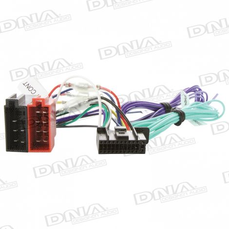 ISO Harness To Suit Kenwood 22 Pin