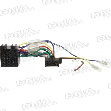 ISO Harness To Suit Kenwood