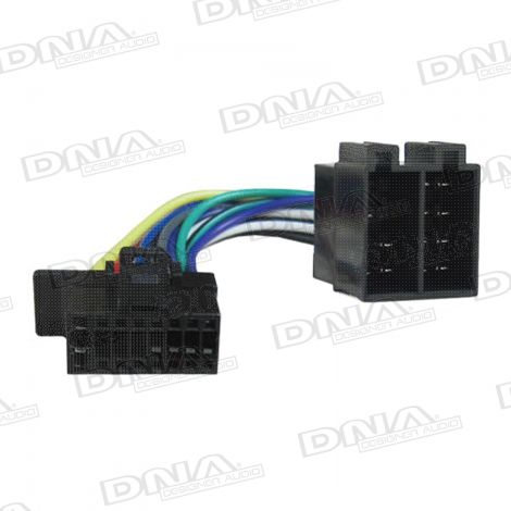ISO Harness To Suit Sony 16 Pin