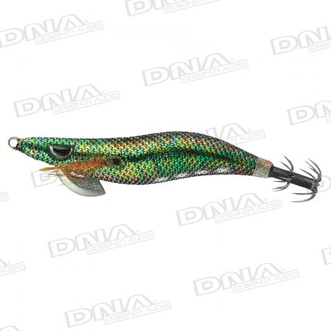 Clicks 3.0 Size Squid Lure Colour 030 - Black magma
