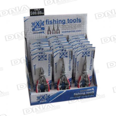 Fishing Tool Pack - 18 Tools