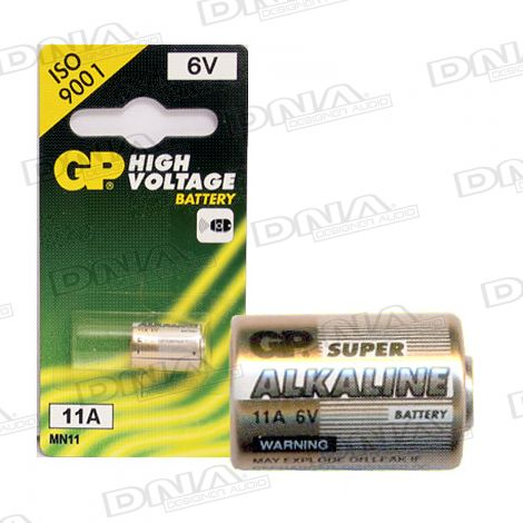 6v Alkaline Battery - 1 Pack