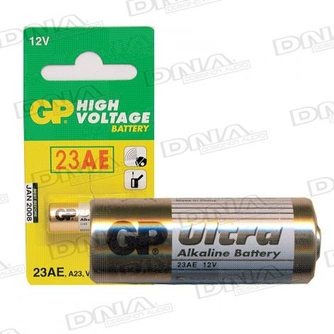 12v Aklaline Battery - 1 Pack