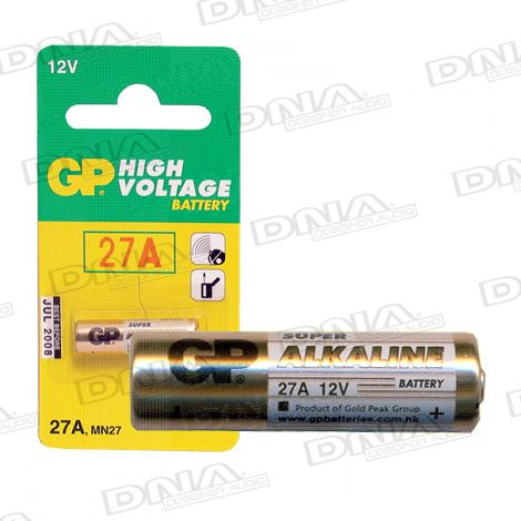 12v Alkaline Battery - 1 Pack