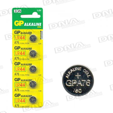 1.5V Battery Alkaline 5 Pack