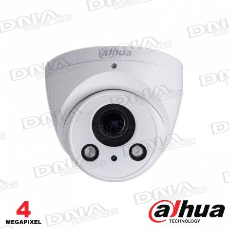 4MP IR Eyeball Network Camera