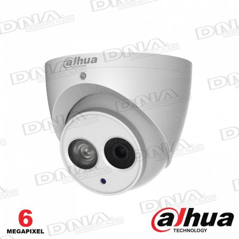 6MP IR Eyeball Network Camera