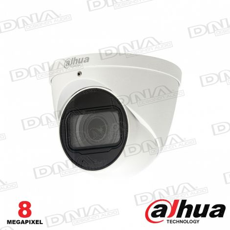 8MP WDR IR Eyeball Network Camera