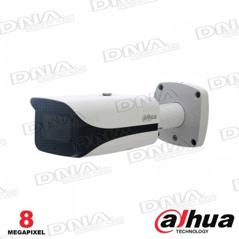 8MP IR WDR Bullet Network Camera
