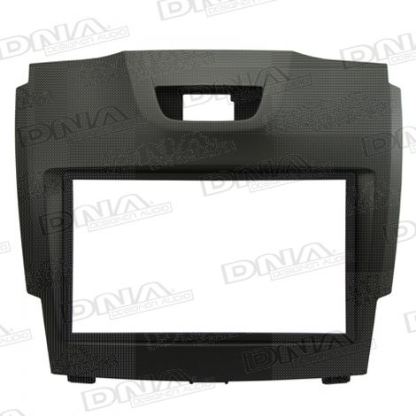 Fascia To Suit Holden Colorado & Isuzu D-MAX - Black