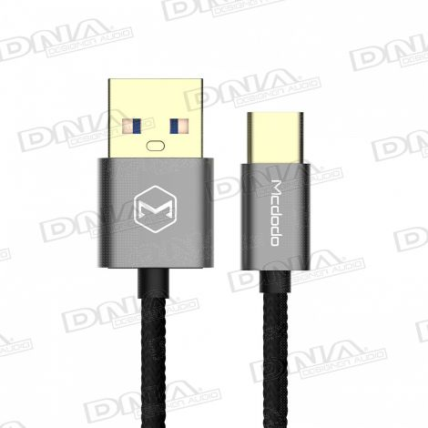 Type-C High Speed To USB 3.0 Charge And Data Lead - 1 Metre