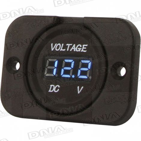 Heavy Duty Volt Meter