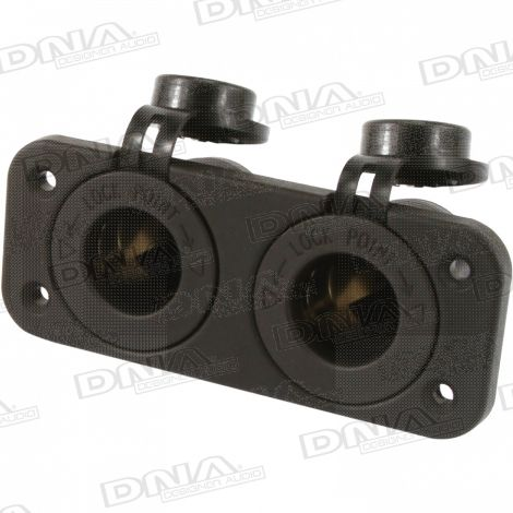 Heavy Duty Twin Accessory Sockets