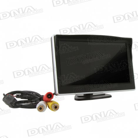 5 Inch Rearview LCD Monitor