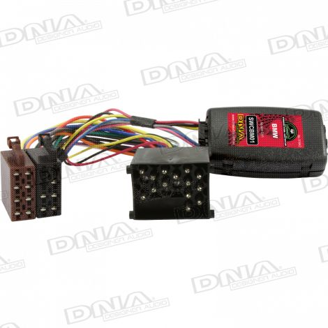 Steering Wheel Controller To Suit BMW Vehicles