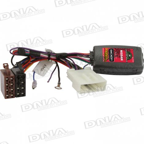 Steering Wheel Controller To Suit Nissan Vehicles