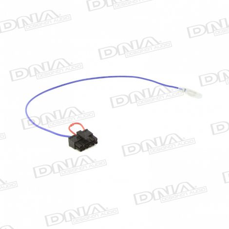 JVC Head Unit Patch Lead For SWC CAN-BUS