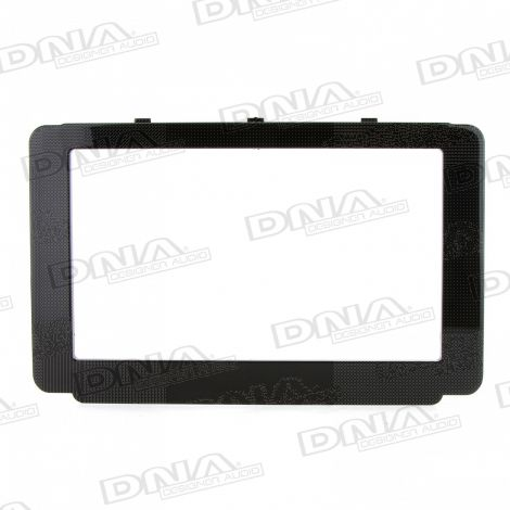 Fascia Panel To Suit Toyota Hilux Double Din (Suits Brand Head Units)
