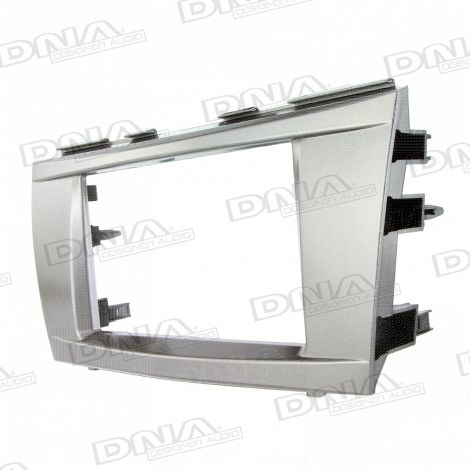 Fascia Panel To Suit Toyota Aurion Camry - Silver