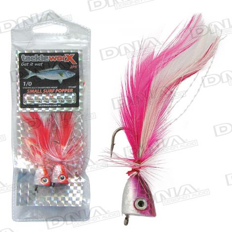 Small Surf Popper 1/0 - Pink