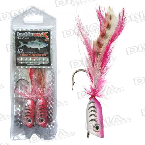 Large Surf Popper 8/0 - Pink