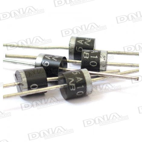 6 Amp Diode - 20 Pack