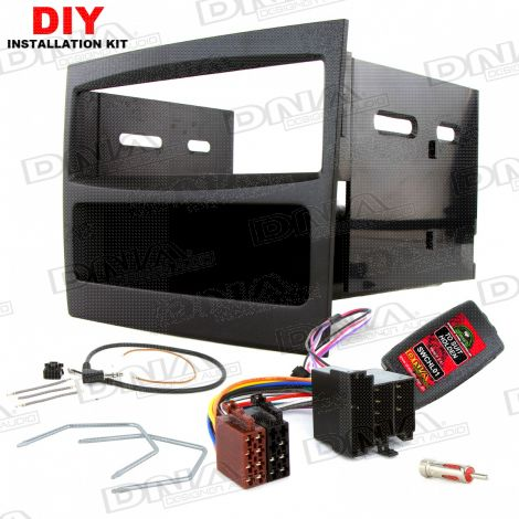 Kit To Suit Holden Commodore VY-VZ Black