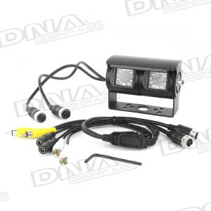 Heavy Duty Dual CCD Camera - PAL