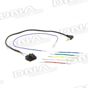 Universal Head Unit Patch Lead For SWC CAN-BUS